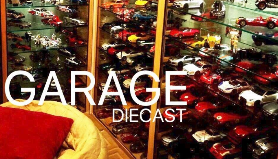 GARAGE DIECAST : P MAC COLLECTION BANGKOK THAILAND