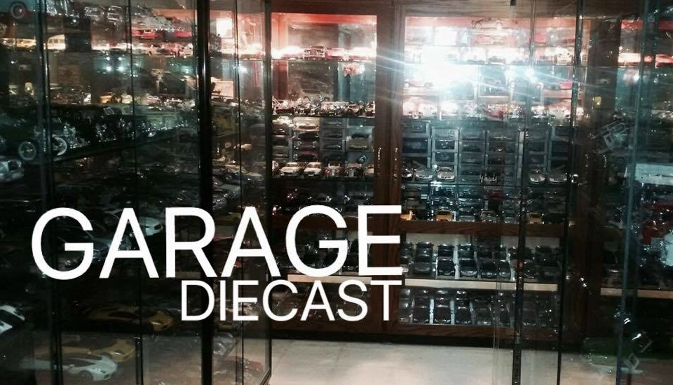GARAGE DIECAST : Nadem Roah COLLECTION JORDAN