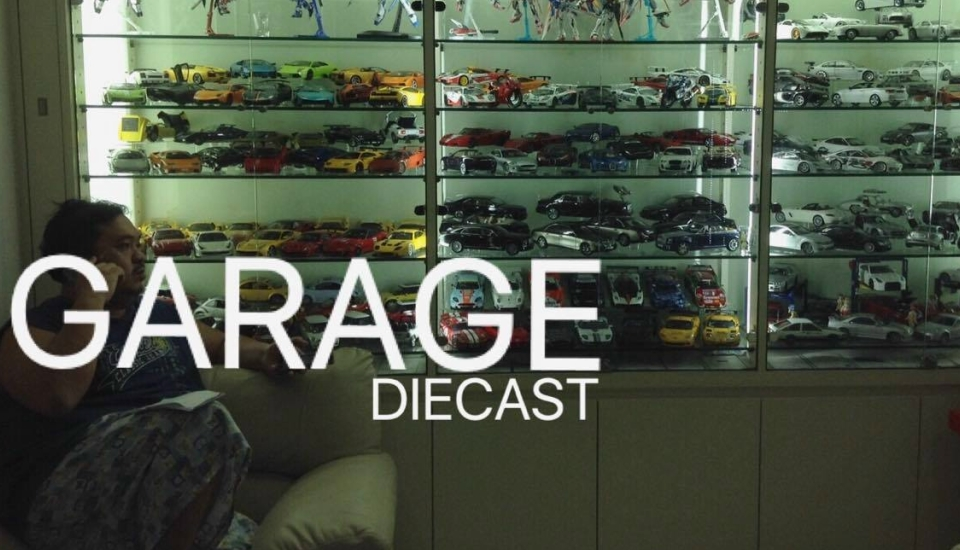 GARAGE DIECAST : P Yu COLLECTION BANGKOK THAILAND