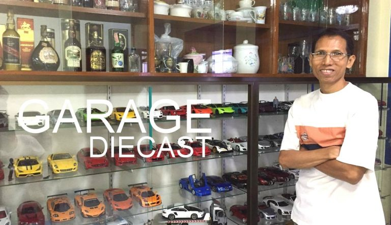 GARAGE DIECAST : Suta Pleansakul COLLECTION BANGKOK THAILAND